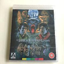 New listing An American Werewolf In London (Region-Free Blu-Ray) Arrow, John Landis - New!