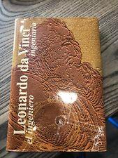 Leonardo Da Vinci el ingeniero, ingeniaria book