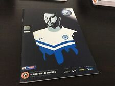 Peterborough United v Sheffield United   2014-15
