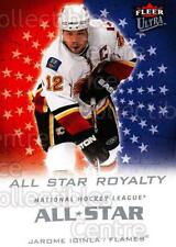 2008-09 Ultra All-Star Royalty #19 Jarome Iginla