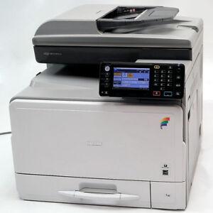 Ricoh Aficio MP C305 A4 Color Laser Copier Printer Scanner MFP 30 ppm