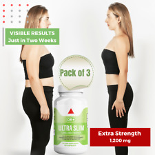 Caralluma Fimbriata Appetite Suppressant Weight Loss 1200mg Potency (3-Pack)
