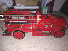 Vintage 1917 Mack Jim Beam Decanter Fire Truck