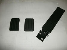 MG MIDGET,AUSTIN HEALEY SPRITE GAS PEDAL,58-74,ACCELERATOR PEDAL,W 2 PEDAL PADS