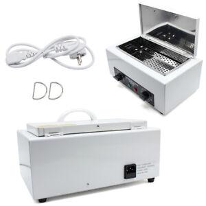 Dampf Autoklav Sterilisator Tattoo/Dental Geräte 200 ° C Temperatursterilisator