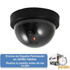 Camara de vigilancia seguridad falsa estilo domo (Envio express)