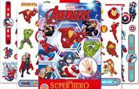 Kinder Avenger Tattoo Super Qualität super Iron man