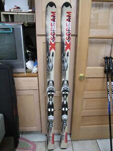 Salomon X Scream Skis With S810 Bindings 163cm