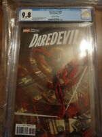 DAREDEVIL #600 FRANK MILLER 1:500 REMASTERED COLOR VARIANT CGC 9.8 NM/MT