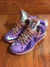 Nike Lebron X all Star Asg Size 8 Used