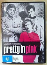 Pretty In Pink - Molly Ringwald, Andrew McCarthy (DVD, Paramount, 2002)