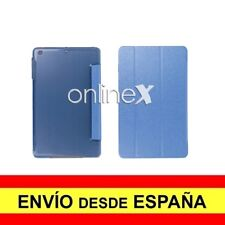 Funda Carcasa FLIP SMART COVER Para IPAD MINI 1/2/3 AZUL a3505