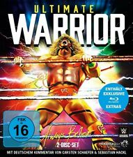 WWE Wrestling - Ultimate Warrior: Always Believe (2 Blu-ray Discs)