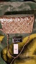 Chanel Precious Symbols Gold Pochette New #CHA140833 Handbags
