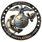 USMC Camouflage Officer Marine Corps EGA Insignia Large Wall Emblem