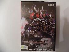 Transformers 3 Sega Genesis Mega Drive.