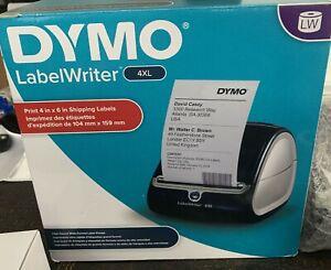 DYMO LabelWriter 4XL Thermal Shipping Label Printer 4x6 Labels