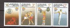 Armenie - 1992 - Mi. 199-02 (Olympische spelen) - Postfris - SH235