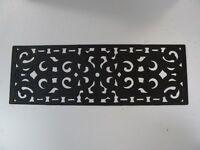 Fußmatte Stufenmatte Gummi 75x25 cm