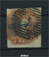 PORTUGAL 1853 Nr 1 gestempelt (96299)