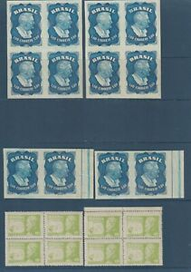 Latin America - Mint Never Hinged Stamps From Brazil.