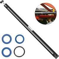 """Hydraulic Cylinder Welded Double Acting 2.5"""" Bore 30"""" Stroke Cross Tube 2.5x30"""