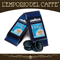 Caffè Lavazza Espresso Point 50 capsule Dek Deca Decaffeinato - 100% Originale