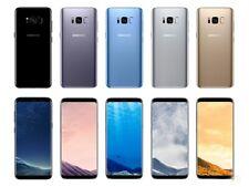 Samsung Galaxy S8 G950U 4+64Gb Sim Free Verizon Unlocked Android Smartphone