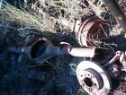 1970s Lincoln Ford 9 Rear End Housing Axles Disc. Brakes