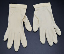 Beige ENCHANTE ANTRON Gloves Vintage Size 6-7