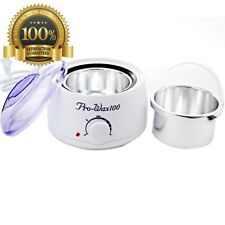 Wax Warmer Electric Hair Removal Hot Waxing Electric Kit 500cc Melting Wax Pot