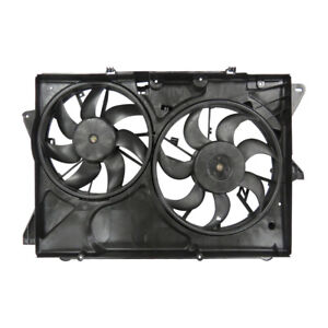 Dual Radiator and Condenser Fan Assembly TYC 623190