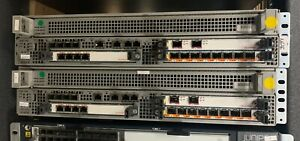 Cisco ASR 1002 4-Port Gigabit Wired Router ASR1002-10G/K9 + ASR1000-ESP10