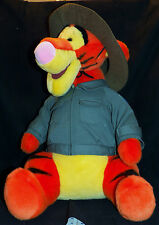 Walt Disney Plush Kilimanjaro Safaris Park Ranger Animal Kingdom Large Tigger 22