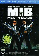 MEN IN BLACK Will Smith / Tommy Lee Jones DVD R4 New / Sealed - Collector's Ed