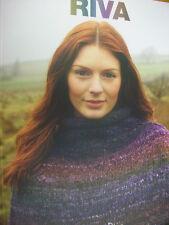 Debbie Bliss Riva Knitting Pattern Book