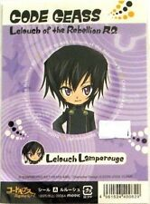 Code Geass R2 Stickers Anime Manga Licensed MINT