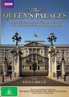 The Queens Palaces DVD Documentary Fiona Bruce - Buckingham Windsor Castles