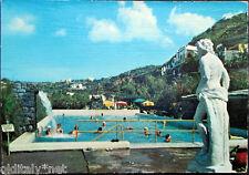 1960s FORIO D'ISCHIA Piscina Giardini Poseidon - edizioni D'Ambra