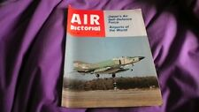 Air Pictorial Magazine June 1980 Japan's Air Self-Defence Force, World Airports