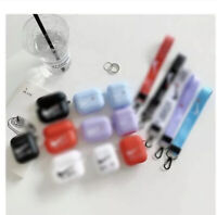 For Airpods Gen 1/2/Pros Silicone Case Cover Protective Skin