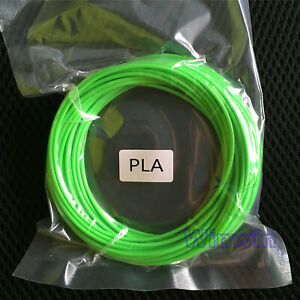 Colorful Drawing Printer 10M 3D Print Filament 1.75mm PLA For Pen MakerBot