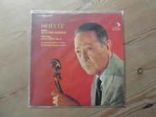HEIFETZ-SCOTTISH FANTASY-VIEUXTEMPS -RCA LIVING STEREO-LSC 2603-SEALED-MINT