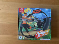 Ring Fit Adventure Nintendo Switch - BOX ONLY