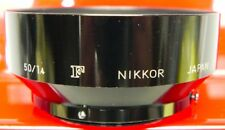 Nikon F 50mm f1.4 Hood  #2