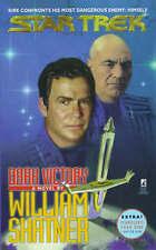 Dark Victory (Star Trek), Shatner, William, Pub 1999 1st edition Hardback Book
