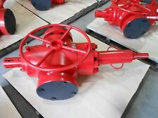 WEATHERFORD MANUAL GATE VALVES  4-1/16 15,000 PSI