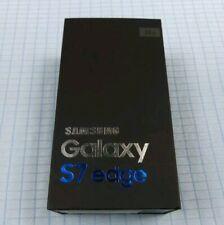 SAMSUNG GALAXY S7 EDGE 32GB NUOVO GARANZIA ITALIA  BLACK NERO