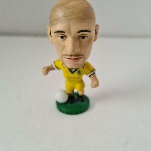 Corinthian Prostars WH Smith PRO145 Chelsea Gianluca Vialli Yellow Soccer Figure