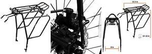 Ibera Bike Rack - Bicycle Touring Carrier Plus+ for Disc Brake Mount,...
